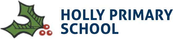Holly Primary School Logo